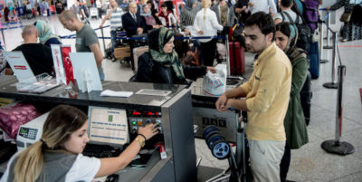 Stati Uniti e Turchia hanno sospeso il reciproco rilascio dei visti per entrare nel paese
