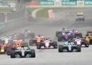 Formula 1: l'ordine di arrivo del Gran Premio della Malesia