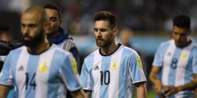 L'Argentina ha pareggiato 0-0 contro il Perù nella penultima partita delle qualificazioni ai Mondiali