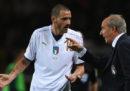L'Italia ha pareggiato 1-1 contro la Macedonia