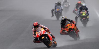 MotoGP: l'ordine di arrivo del Gran Premio del Giappone