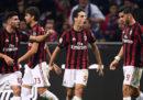 Milan-Genoa in streaming e in diretta tv