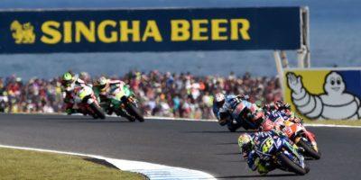 MotoGP, l'ordine di arrivo del Gran Premio d'Australia