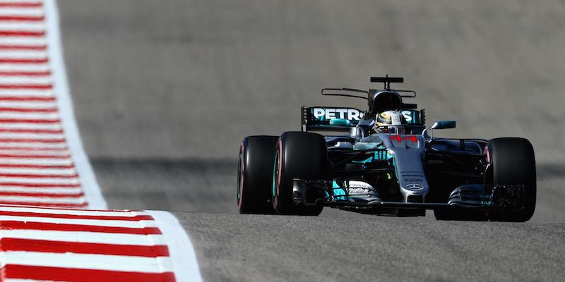 Hamilton ha vinto il Gran Premio degli Stati Uniti