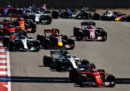 L'ordine di arrivo del Gran Premio degli Stati Uniti di Formula 1