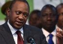 Il presidente uscente del Kenya Uhuru Kenyatta ha vinto le elezioni presidenziali