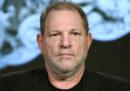Il produttore cinematografico Harvey Weinstein si è sospeso a tempo indeterminato dalla sua società per le accuse di molestie sessuali