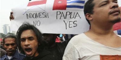 Anche Papua occidentale vuole l'indipendenza