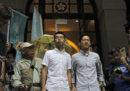 Joshua Wong e Nathan Law, due importanti attivisti di Hong Kong, saranno scarcerati su cauzione