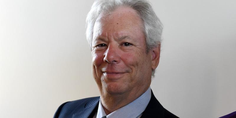 Il premio Nobel per l'Economia a Richard H. Thaler