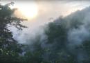 Il fiume bollente dell'Amazzonia