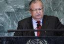 È morto l'ex presidente iracheno Jalal Talabani