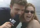 Ben Affleck ha chiesto scusa per aver toccato il seno di una presentatrice di MTV nel 2003