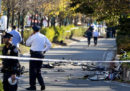 C'è stato un attentato a New York