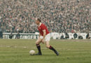 Bobby Charlton ha 80 anni
