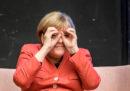 Angela Merkel è stata eletta cancelliera della Germania, per la quarta volta