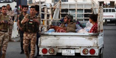 L'Iraq ha ripreso il controllo di Kirkuk