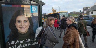 Domani si vota in Islanda