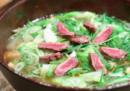 Il miglior ristorante giapponese non è di sushi