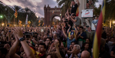 Come l'indipendentismo si è mangiato la Catalogna