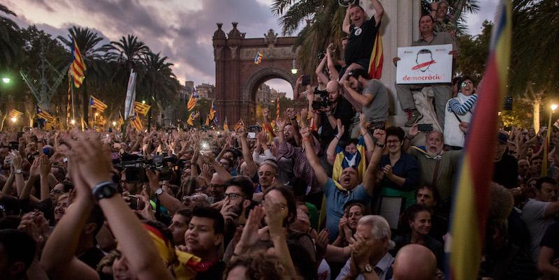 Come l'indipendentismo si è mangiato la Catalogna - Il Post