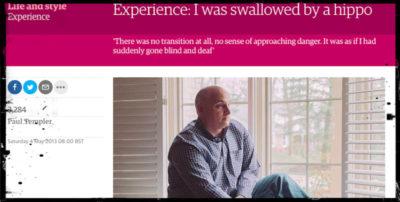 Sei storie veramente strane raccolte dal Guardian