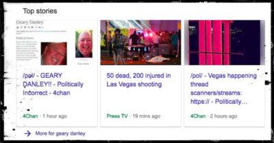 Facebook e Google sono ancora in alto mare con la lotta alle notizie false