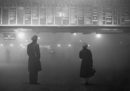 Nebbia, partenze e ritardi