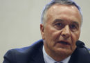 Il viceministro dell'Interno Filippo Bubbico si è dimesso