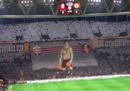 La coreografia che ha fatto scendere le azioni del Galatasaray