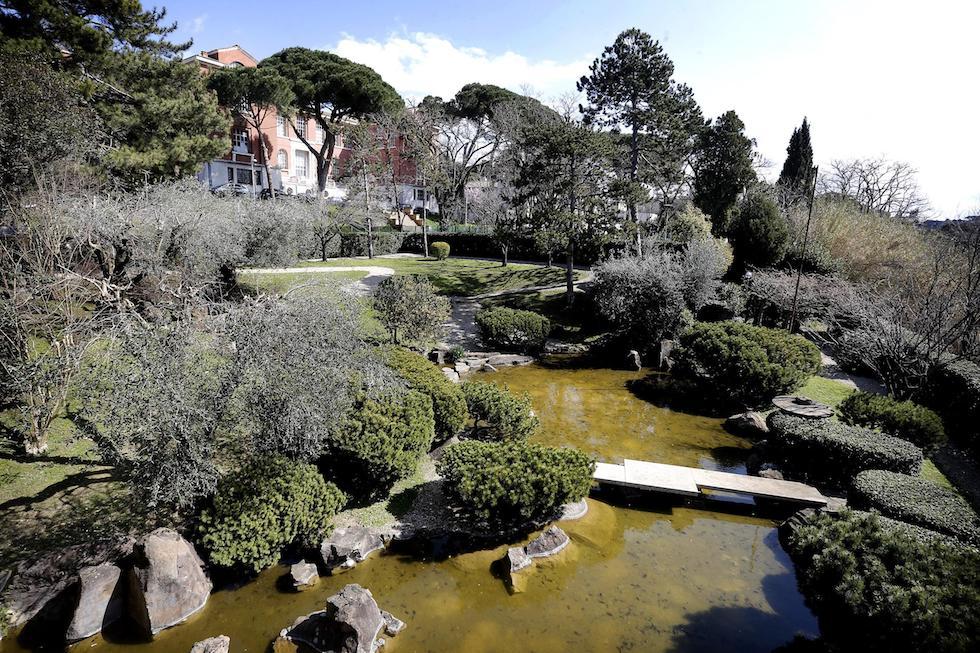 Il giappone vuole sistemare i giardini giapponesi degli - Piccolo giardino giapponese ...