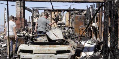 I morti per gli incendi in California sono 21