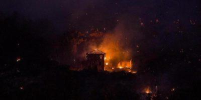 Il Piemonte continua a bruciare
