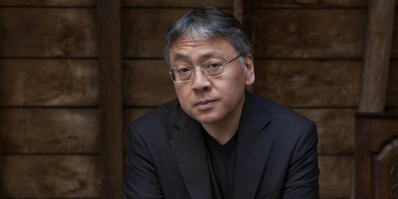 Kazuo Ishiguro ha vinto il premio Nobel per la Letteratura