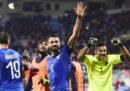L'Italia ha vinto 1-0 contro l'Albania nell'ultima partita dei gironi di qualificazione ai Mondiali