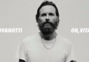 """La copertina del nuovo disco di Jovanotti, che si intitola """"Oh, vita!"""""""