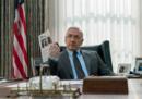 """La produzione della sesta stagione di """"House of Cards"""" è stata sospesa"""