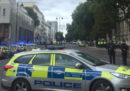 L'incidente vicino al Museo di Storia Naturale di Londra