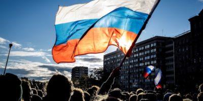 Le manifestazioni contro Putin in Russia