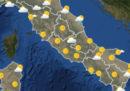 Le previsioni del tempo per domenica 8 ottobre