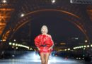Foto dalla settimana della moda di Parigi
