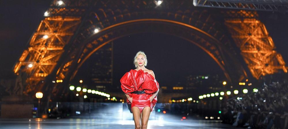 foto dalla settimana della moda di parigi il post