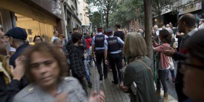 Quello della polizia catalana è stato un tradimento?