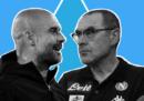 Quanto si somigliano Napoli e Manchester City