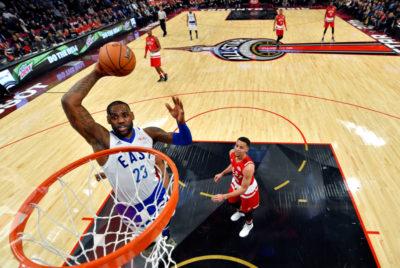 Il prossimo All Star Game della NBA non si giocherà tra la squadra dell'Est e quella dell'Ovest, ma con regole nuove