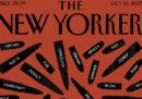 La copertina del New Yorker sulla strage di Las Vegas