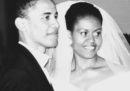 Gli Obama sposi, 25 anni fa