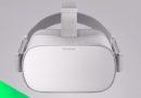 Facebook ha presentato Oculus Go, un nuovo e più economico visore per la realtà virtuale