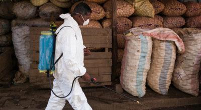 C'è una grave epidemia di peste in Madagascar