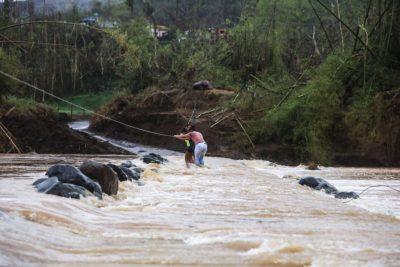 Uragani: Trump, 'Florence più grande del previsto'